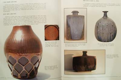 Livre : Scandinavian art pottery with price guide