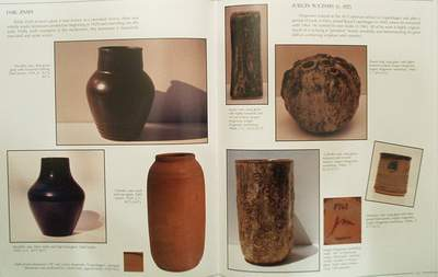 Book : Scandinavian art pottery with price guide
