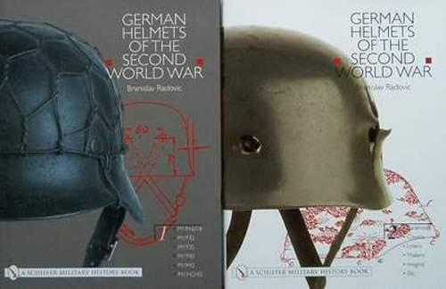 Boeken German Helmets Of The Second World War