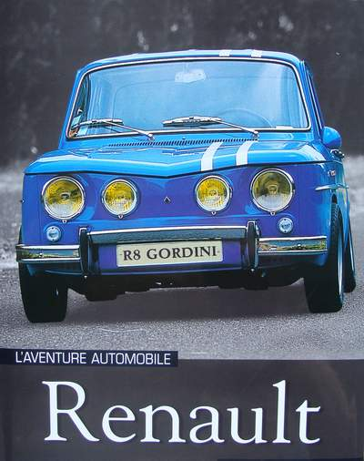 boek   renault 4cv dauphine r6 8 9 10 12 alpine gordini