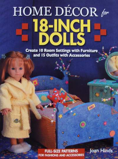 Doll Beds   Dolls on Make 10 Room Settings And 15 Outfits For Your Favorite 18 Inch Dolls
