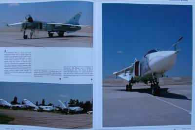Book : Sukhoi Su-24 - Russian Aircraft in Action
