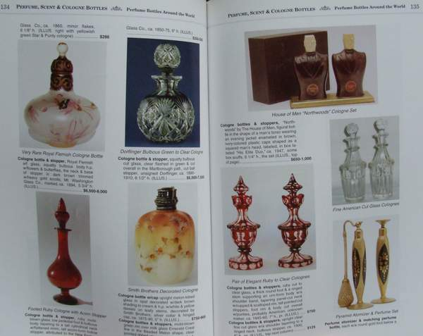vintage avon bottles price guide