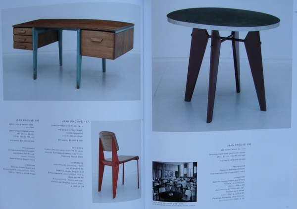 Catalogus design jouve kuramata le corbusier perriand ponti prouv - Tom dixon catalogus ...