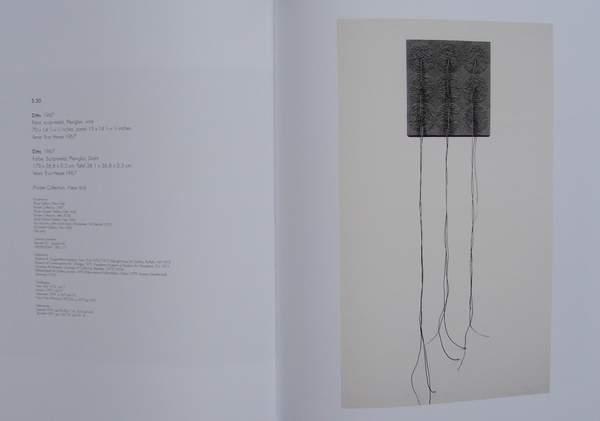 EVA HESSE Catalogue Raisonne Vol 1 and 2 Volume Slipcase Painting and Sculpture Art