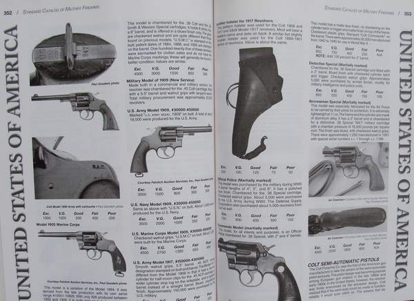 Book : Standard Catalog of Military Firearms 9781440214516