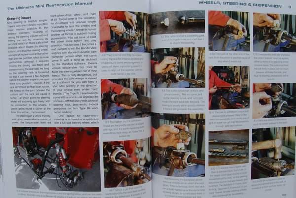 book the ultimate mini restoration manual 9781845841164 rh books on collectables eu mini restoration manual download mini restoration manual download