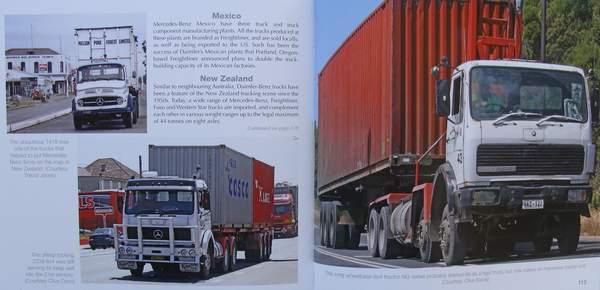 livre book guide camions mercedes vintage ann es 60 70 80 truck 60s 70s 80s ebay. Black Bedroom Furniture Sets. Home Design Ideas