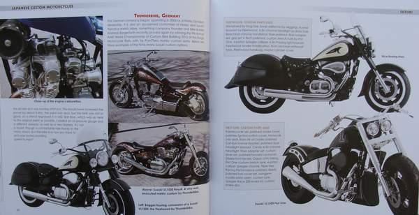 Japanese Custom Motorcycles
