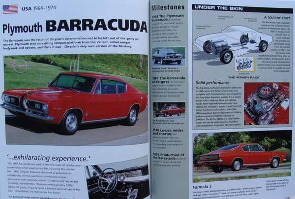 Ultimate Guide to Muscle Cars: An Illustrated Encyclopedia ...