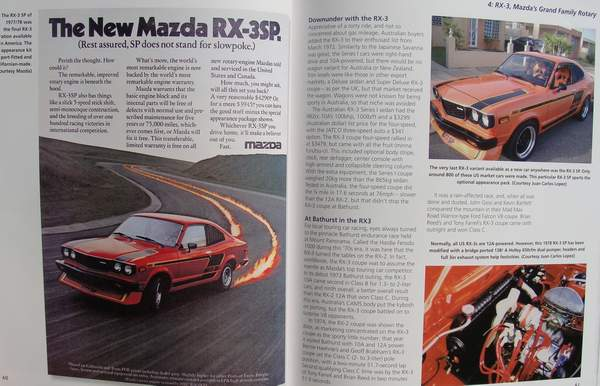 mazda rotary engined cars from cosmo 110s to rx 8
