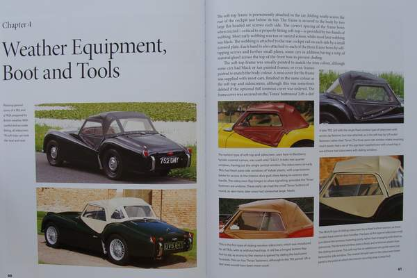 Original Triumph Tr The Restorers Guide