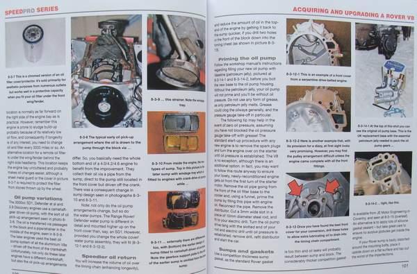 Triumph Tr7 Tr7 V8 Tr8 How To Improve