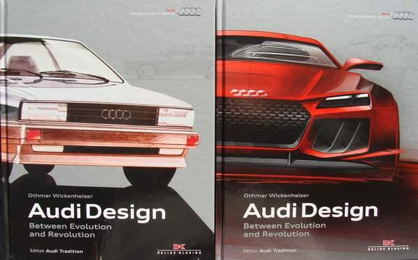 9783768837828 Audi Design Between Evolution And Revolution