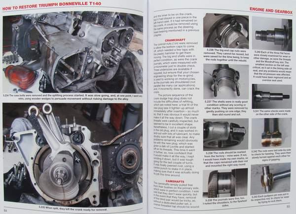 How To Restore Triumph Bonneville T140 1973 To 1983