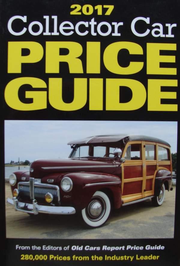 Collector Car Values >> 9781440246753 2017 Collector Car Price Guide