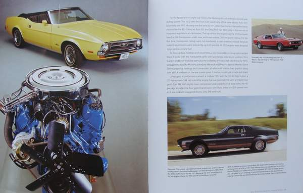 Created In Cooperation With Ford Motor Company And Featuring Some  Photos From Its Historic And Media Archives Ford Mustang Is A Must On The Bookshelf