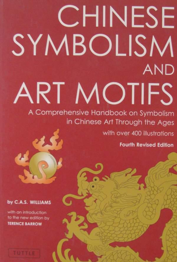 Boek Chinese Symbolism And Art Motifs 9780804837040