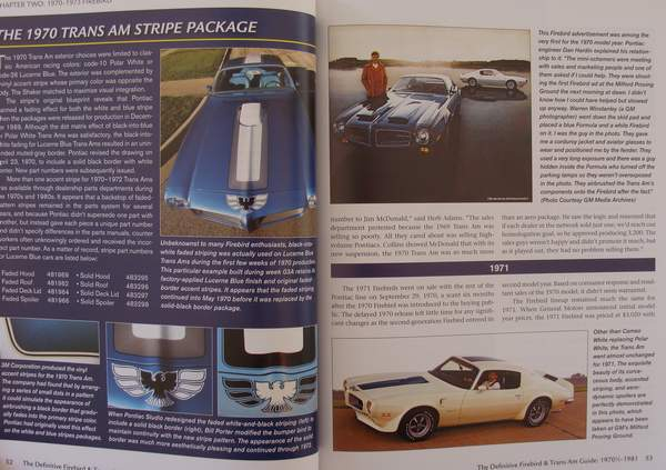 1970 1//2-1981 The Definitive Firebird and Trans Am Guide