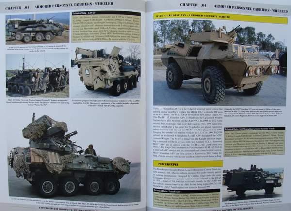 Encyclopedia of Modern U  S  Military Tactical Vehicles