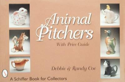Animal Pitchers with price guide