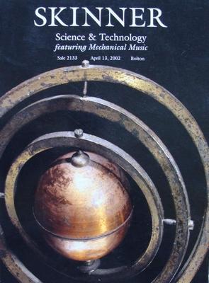 Auction Catalog - Science & Technology - April 13, 2002