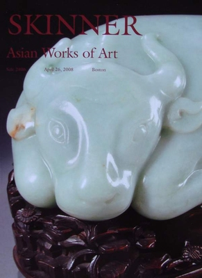Auction Catalog - Asian Works of Art - April 26, 2008
