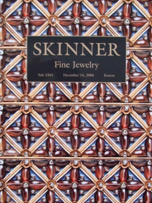 Skinner Auction Catalog - Fine Jewelry - December 14, 2004