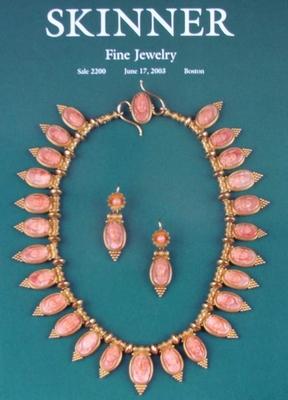 Skinner Auction Catalog - Fine Jewelry - June 17, 2003