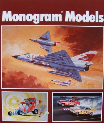 Monogram Models with price guide