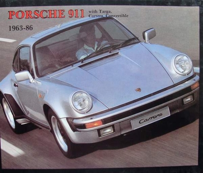 Porsche 911 1963-1986 with Targa, Carrera, Convertible