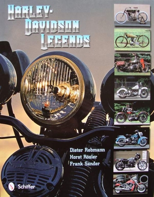 Harley Davidson Legends