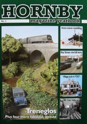 Hornby - magazine yearbook No. 2