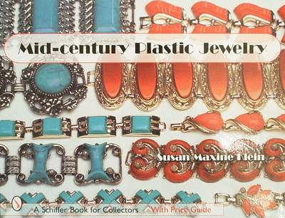Mid-century Plastic jewelry with price guide