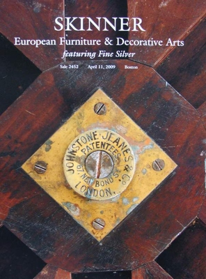 Auction Catalog - European Furniture & Decorative Arts