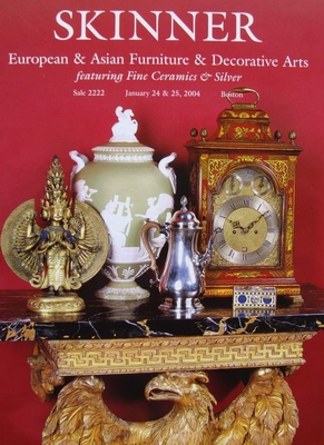 Auction Catalog - European & Asian Decorative Art