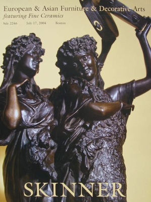 Auction Catalog  European & Asian Furniture & Decorative Art