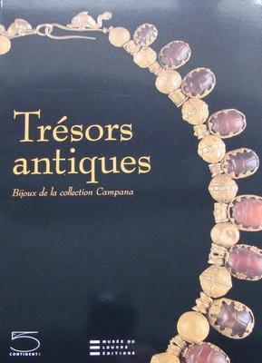 Trésors antiques - Bijoux de la collection Campana