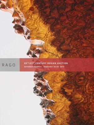 Rago Auction Catalog - 20th & 21th Century Design