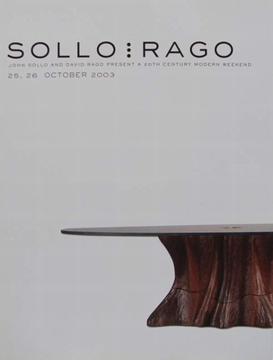 Sollo Rago Auction Catalog - 20th Century Design