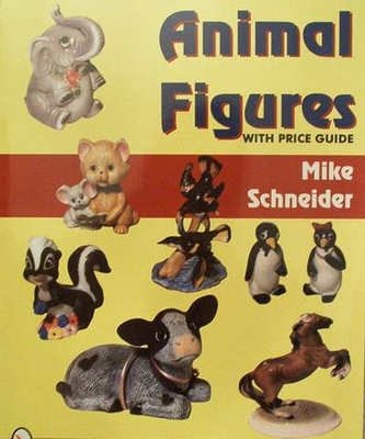Animal figures with price guide
