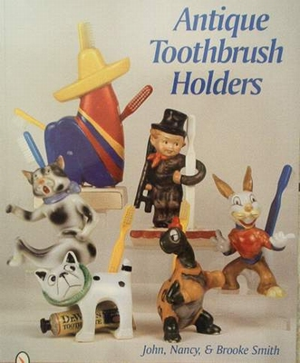 Antique tootbrush holders with price guide