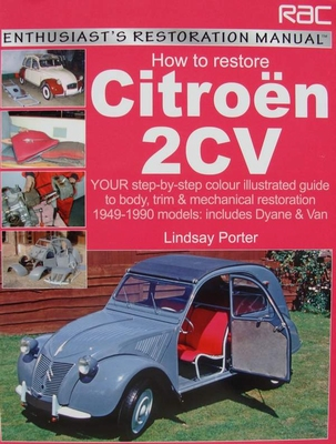 How to restore Citroën 2CV (Citroen)