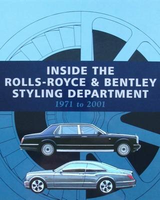Inside the Rolls-Royce & Bentley Styling Department