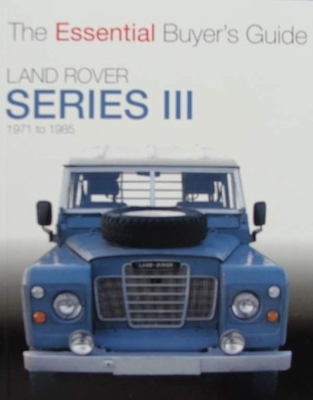 Land Rover Series III 1971 to 1985
