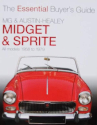 MG Midget & A-H Sprite 1958 to 1979