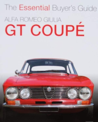 Alfa Romeo Giulia GT Coupé - 1963 to 1976