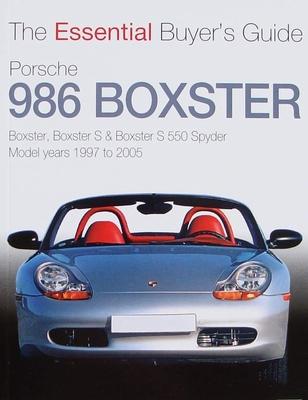Porsche 986 Boxster - 1997 to 2005