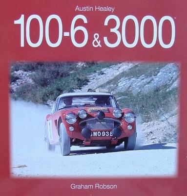 Austin Healey 100-6 & 3000