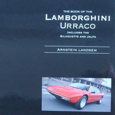 The Book of the Lamborghini Urraco
